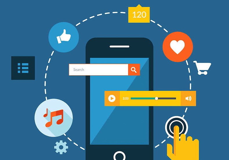We build native and multi-platform mobile apps for iOS and Android