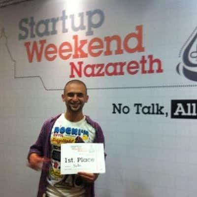 Nizar, our CTO